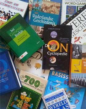 boeken over quizvragen