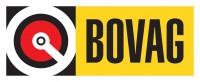 Logo van BOVAG, dat in het BOVAG Magazine een kennistest publiceerde over ontwikkelingen in de mobiliteitsbranche. Deze quiz werd gemaakt door De Vragenfabriek.