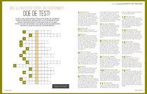 Een quiz voor Simon Levelt Magazine met quizvragen over koffie en thee.