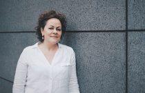 Foto bij interview Astrid van Bernebeek door Arnold Reyneveld.